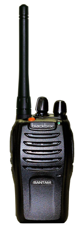 bantam small portable radio - BlackBox Bantam