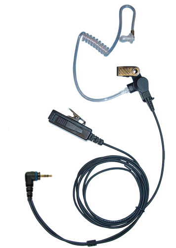 two wire palm mic for Hytera PD-352