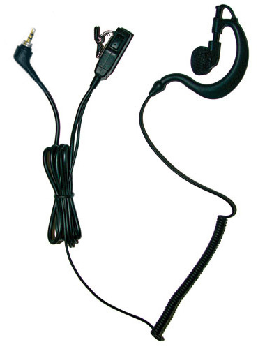 2 wire Surveillance Earpiece