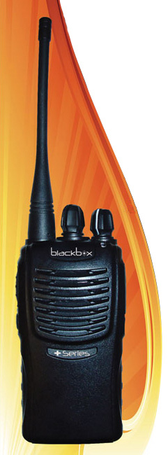 Black Box + UHF radio