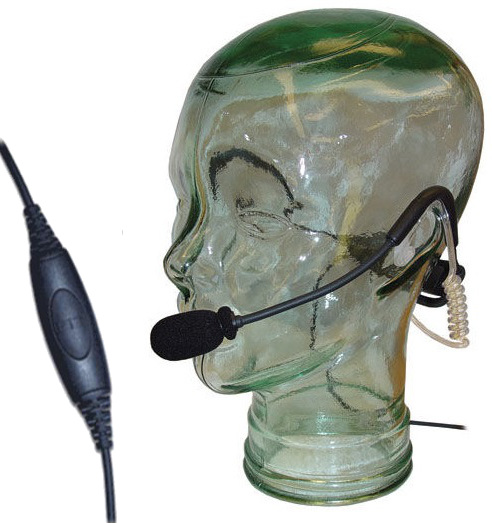 Modular Tactical Headset