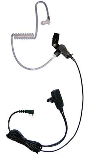 star single wire earpiece for icom radios
