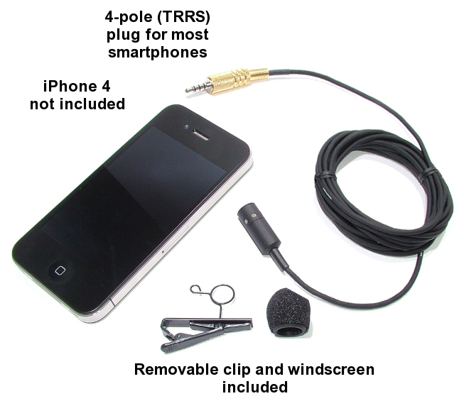 how to connect iphone mic to ps4