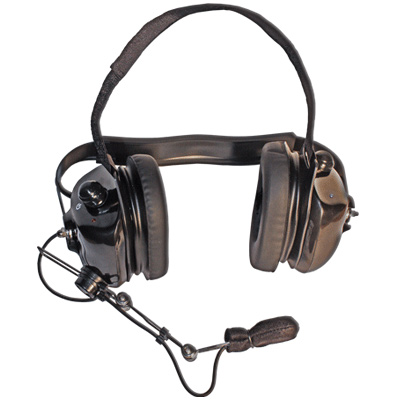 Bluetooth High-Noise Headset for Motorola GP339
