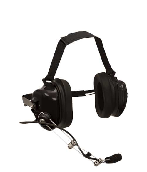 TITAN - Noise Canceling Radio Headset for Motorola CP040