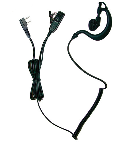 Bodyguard earpiece for Kenwood TK372G