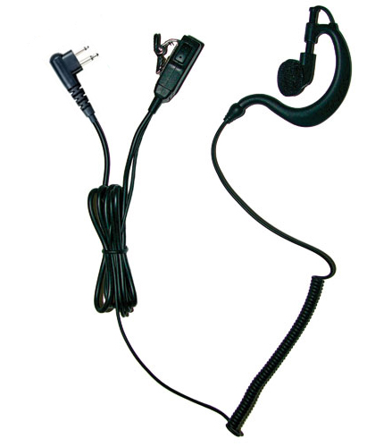 Bodyguard earpiece for Motorola MU21CV