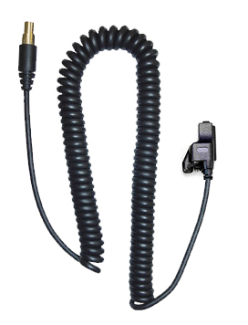 Headset Assembly Cable for EF Johnson 51SL
