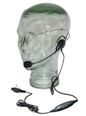 Razor Lightweight Headset for Icom F3002