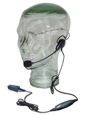 Razor Lightweight Headset for Icom F4161DT/T