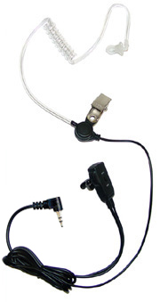 Signal Earpiece for Full Duplex Communication