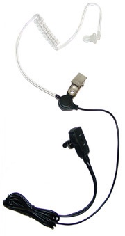 signal 2 wire earpiece