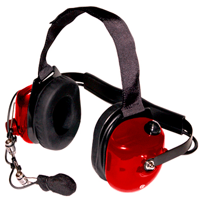 TITAN - Noise Canceling Radio Headset for Motorola Talkabout 200