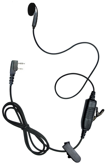 Vapor Earbud for Kenwood TK372G