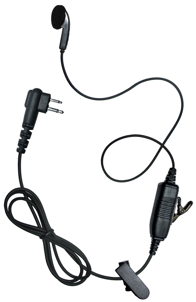Motorola Radio Earpieces - Planet Headset
