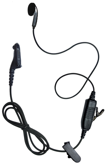 Vapor Earbud for Motorola DP4400